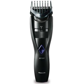 Тример за брада Panasonic ER-GB37-K503, миещ се, работа на батерия или включен към ел.жрежа, 19 настройки на дължината, време за бръснене 50 минути, черен image