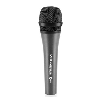 Микрофон Sennheiser E 835, вокален кардиоиден, 40-16kHz, XLR-3 конектор image