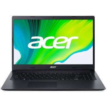 """Лаптоп Acer Aspire 3 A315-23 (NX.HVTEX.00Y-8GB), двуядрен AMD Ryzen 3 3250U 2.6/3.5GHz, 15.6"""" (39.62 cm) Full HD Anti-Glare Display, (HDMI), 12GB DDR4, 256GB SSD, 1x USB 3.1, No OS  image"""