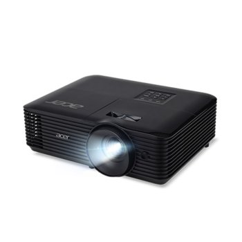 Проектор Acer X1126AH, DLP, SVGA (800x600), 20000:1, 4000 lumens, HDMI, VGA image