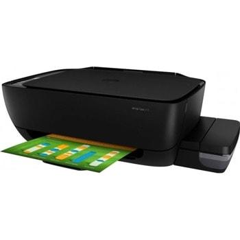 Мултифункционално мастиленоструйно устройство HP Ink Tank 315, цветен принтер/копир/скенер, 1200 x 1200 dpi, 8 стр./мин, USB, A4 image
