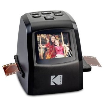 Преносим скенер Kodak Mini Film Scanner, SD слот, черен image