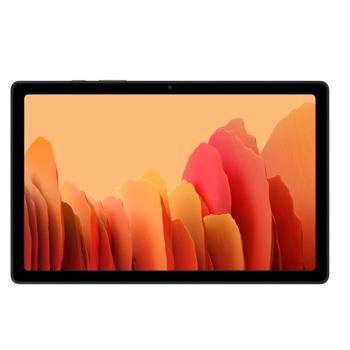 "Таблет Samsung Galaxy Tab A7 (SM-T500NZDAEUE)(златист), 10.4"" (26.42 cm) TFT WUXGA+ дисплей, осемядрен Snapdragon 662 2.0/1.8GHz, 3GB RAM, 32GB Flash памет (+ microSD слот), 8.0 & 5.0 Mpix камера, Android, Wi-Fi, 477g image"