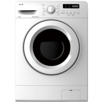 Пералня Arielli AWM-60103UU, клас A++, 6 кг. капацитет на пералня, 1000 оборота в минута, брой програми 12, свободностояща, 59.5 cm. ширина, бяла image