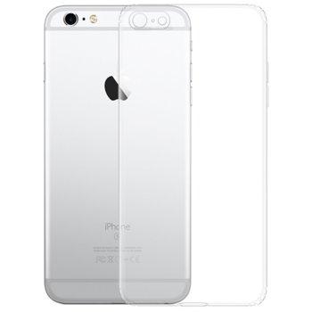 Силиконов гръб Apple iPhone 6 Plus Прозрачен  product