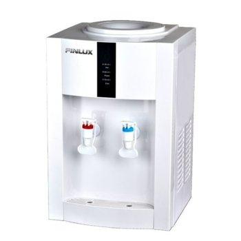 Диспенсер Finlux FWD-2040D, компресорен, 5л. капацитет, терморегулатор, 590W, бял image