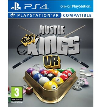 Hustle Kings VR PS4 product