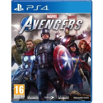 Marvels Avengers PS4 product