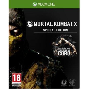 Mortal Kombat X - Special Edition  product