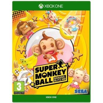 Игра за конзола Super Monkey Ball: Banana Blitz HD, за Xbox One image