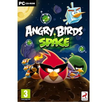 Angry Birds Space  product