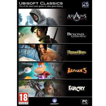 Ubisoft Classics  product