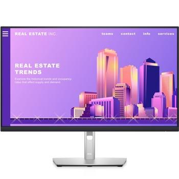 """Монитор Dell P2722H, 27"""" (68.58 cm) IPS панел, Full HD, 5ms, 300cd/m2, DisplayPort, HDMI, VGA, USB image"""