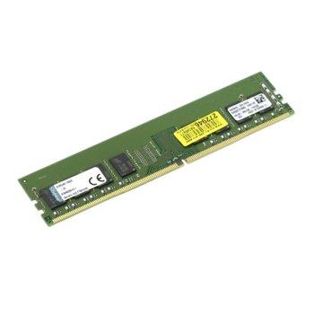 Памет 8GB DDR4 2400MHz, Kingston KVR24N17S8/8, 1.2V image