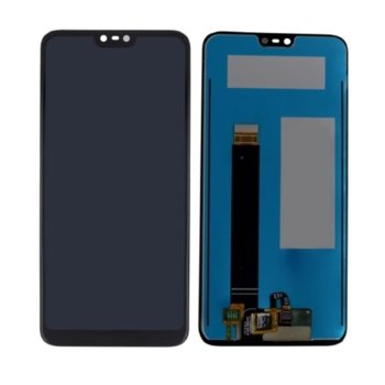 Nokia 7.1 LCD with touch Black product