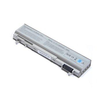 Батерия (заместител) за лаптоп Dell Latitude E6400 E6500 Precision M2400 M4400, 6 cells, 11.1V, 5200mAh image
