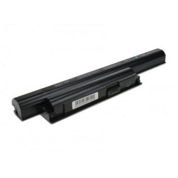 Батерия (заместител) за SONY VAIO VPCEK, съвместима с VPCEL/VPCEG/VPCEH/VPCEJ/VPCCA/VPCCB, 6cell, 10.8V image