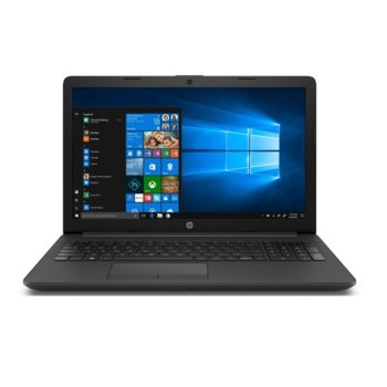 "Лаптоп HP 250 G7 (1F3L2EA), двуядрен Gemini Lake Intel Celeron N4020 1.1/2.8 GHz, 15.6"" (39.6 cm) Full HD Anti-Glare Display, (HDMI), 8GB DDR4, 256GB SSD, USB 3.1 Gen 1, Free DOS image"