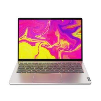 "Лаптоп Lenovo IdeaPad S540-13API (81XC002ABM)(сребрист), четириядрен Zen 2 AMD Ryzen 5 3550H 2.1/3.7GHz, 13.3"" (33.78 cm) QHD IPS 300nits Glossy Display, (USB 3.1 Type-C ), 16GB DDR4, 1TB SSD, Windows 10 Home image"