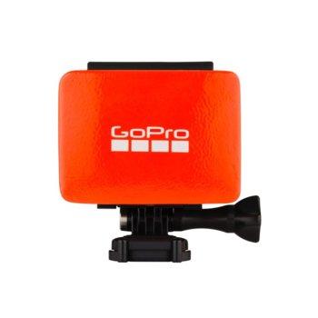 Калъф GoPro Floaty за GoPro HERO7 Black / HERO7 Silver / HERO7 White / HERO6 Black / HERO5 Black / HERO (2018), плаващ, за вода, оранжев image