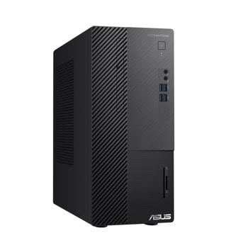 Настолен компютър Asus ExpertCenter D5 MiniT D500MAES-5104000030 (90PF0241-M09850_90XB0440-BKM010) в комплект с клавиатура и мишка Asus, шестядрен Comet Lake Intel Core i5-10400 2.9/4.3 GHz, 8GB DDR4, 256GB SSD, 4x USB 3.2, No OS image