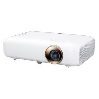 Проектор LG PH550G, DLP, HD (1280x720), 100 000:1, 550 lm, HDMI, USB image