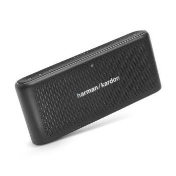 Тонколона harman/kardon Traveler, 2.0, RMS(5W + 5W), Bluetooth, 2500mAh, черна image