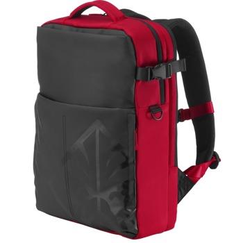 """Раница за лаптоп HP Omen, до 17.3"""" (43.94 cm), червена image"""