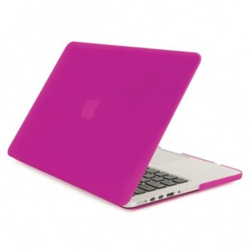 Протектор Tucano Nido Hard Shell Case за MacBook Pro 13 Retina Display, лилав image