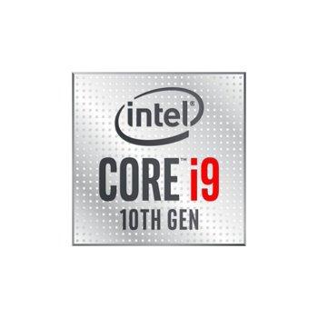 Процесор Intel Core i9-10900, десетядрен (2.8/5.2 GHz, 20MB, 1200MHz графична честота, LGA1200) Tray, без охлаждане image