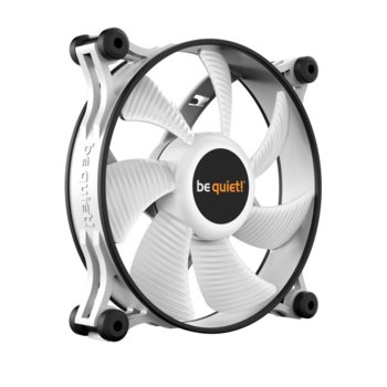 Вентилатор 120mm Be Quiet Shadow Wings 2 PWM White, 1100rpm image
