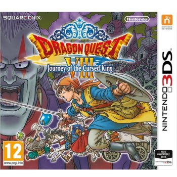 Dragon Quest VIII: Journey Of The Cursed King product