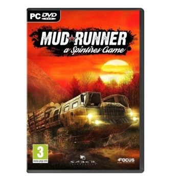 Spintires: MudRunner product