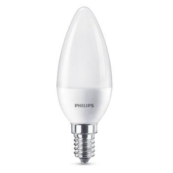 LED крушка Philips, E14, candle, 7W, 806 lm, 2700K image