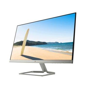 """Монитор HP 27fw (4TB31AA), 27"""" (68.58 cm) IPS панел, Full HD, 5 ms, 10 000 000:1, 300cd/m2, HDMI, VGA image"""