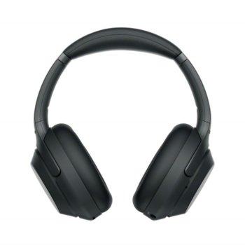 Слушалки Sony WH-1000XM3, Bluetooth, NFC, черни image