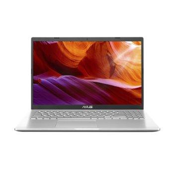 "Лаптоп Asus M509DA-WB306 (90NB0P51-M18690)(сребрист), двуядрен AMD Ryzen 3 3250U 2.6/3.5GHz, 15.6"" (39.62 cm) Full HD Anti-Glare Display, (HDMI), 4GB DDR4, 256GB SSD, 1x USB 3.0 Type-C, No OS image"