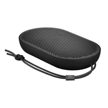 Тонколона Bang & Olufsen Beoplay P2, 2.0, 30W (2x 15W), Bluetooth 4.2, черна, до 10 часа време за работа, вграден микрофон image