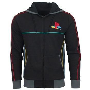Суитшърт Inspired by PlayStation Original Logo, размер L, черен image