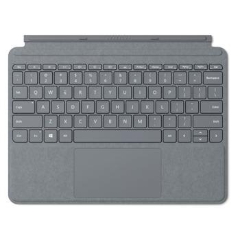 Клавиатура за таблет Microsoft Surface Go, съвместима с Microsoft Surface GO/GO, сива  image
