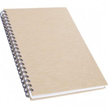 Тетрадка Nonamе, формат А4, офестова хартия, 80 листа, с спирала image