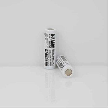 Акумулаторна батерия Energy Technology D-AA600, AA, 1.2V, 600mAh, Ni-Cd, 1 бр. image