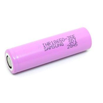 Акумулаторна батерия Samsung INR18650 35E, 18650, 3.6V, 3400mAh, Li-Ion, 1 брой image