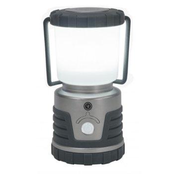 LED фенер UST Brands 30-Day DURO, 3x D(LR20) батерии, 1000 lumens, водоустойчивост IPX4, 5 режима на работа, издържа максимално 30 дни в икономичен режим, сив image
