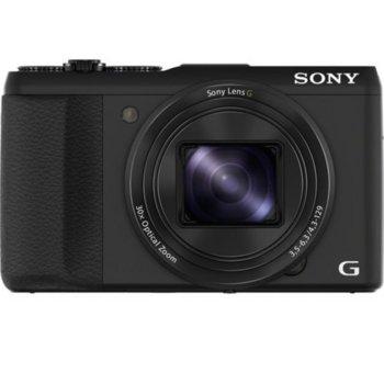 Фотоапарат Sony DSC-HX60 (черен) в комплектс с Leather Case, 30x, 20.4 Mpix, 3,0'' (7,5 см) TFT LCD, SD слот, SDHC слот, Wi-Fi, Multi/Micro USB, Micro HDMI image