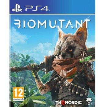 Игра за конзола Biomutant, за PS4 image