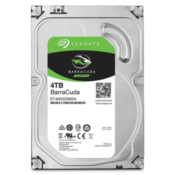 4TB Seagate Barracuda ST4000DM004 product