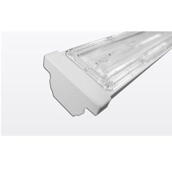 LED индустриално осветително тяло Electromagnetica ATREA-5M, 64W, 5800 lm, AC 220V, защита IP40, неутрално бяло image