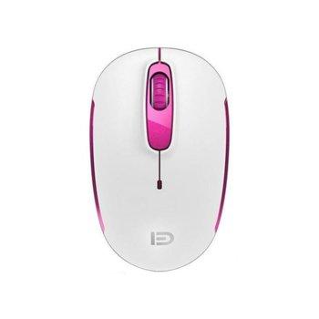 Мишка D V2C Безжична Бял product
