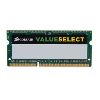 8GB DDR3 1600MHZ SO-Dimm Corsair product